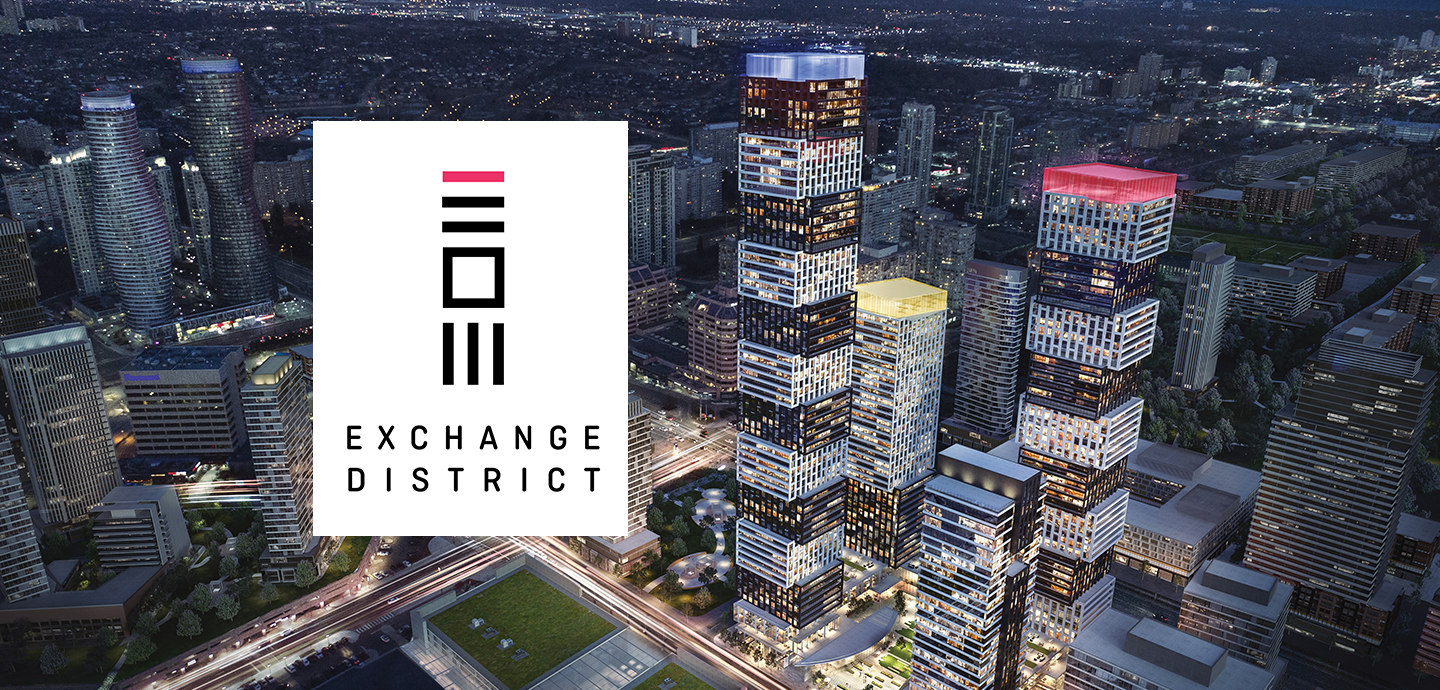exchange district feature